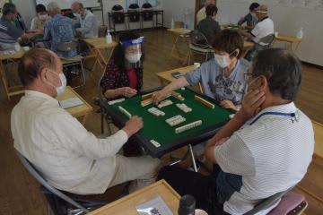 健康マージャン、賭けなくても楽しい現場 「賭け問題」で悪印象心配