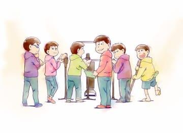 櫻井孝宏、中村悠一ら6つ子声優陣総出演「おそ松さん」第3期放送記念イベントが開催決定!