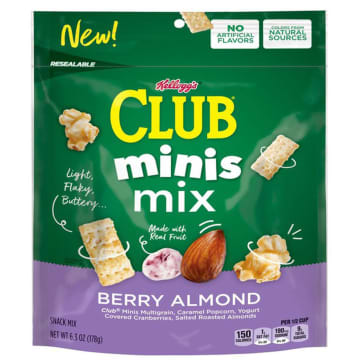 Best Bites: Kellogg's Club Minis Mix