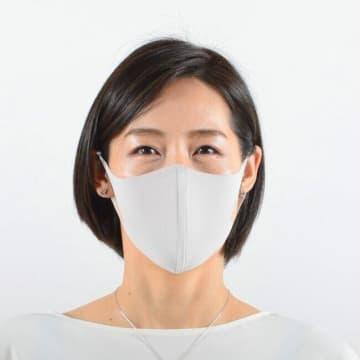 累計23万枚を売り上げたマスクシリーズ 「夏用」2種は接触冷感、吸水速乾
