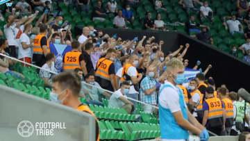 ゼニト、ロシアプレミアリーグ2019/20シーズン優勝!