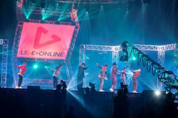 2020年初ライブとなるGENERATIONSがパフォーマンス!【LIVE×ONLINE】