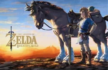 The Legend of Zelda: Breath of the Wild voice actors wrap work on sequel