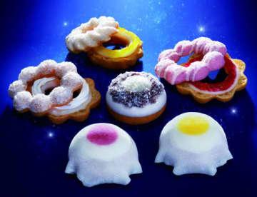【期間限定】もち×ドーナツが新食感すぎる!ミスドの新コレクションを全制覇したい♡ 画像