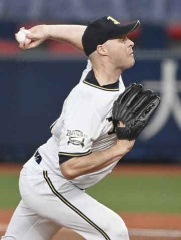 Baseball: Albers pitches Buffaloes over Fighters