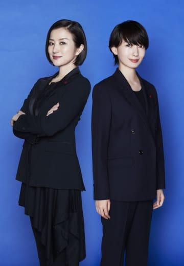 波瑠&鈴木京香の刑事バディ再び!「未解決の女」Season2、8月スタート