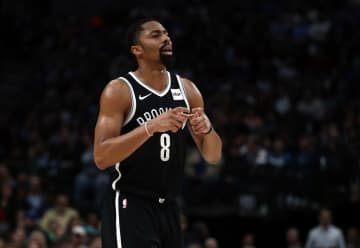 Nets' Spencer Dinwiddie opts out of NBA restart in Florida after second positive coronavirus test