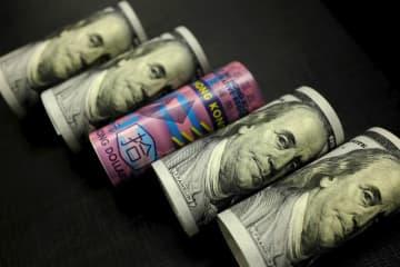 トランプ米大統領側近、香港ドルペッグ制の弱体化を検討=BBG