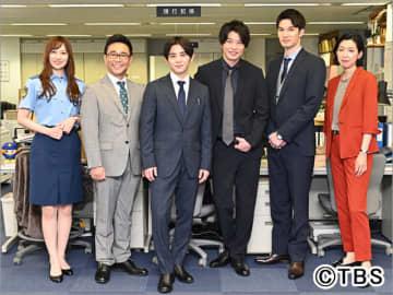 ジェシーが「キワドい2人」で7年ぶりに連ドラ出演。先輩・山田涼介との共演に「勉強させていただきたい」