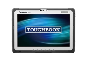 耐落下・耐環境性能を強化した頑丈タブレット、パナソニックの「TOUGHBOOK FZ-A3」 画像