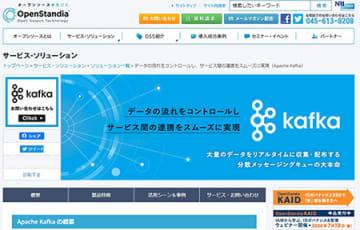NRI、「Apache Kafka」などの技術サポートサービスの提供を開始 画像
