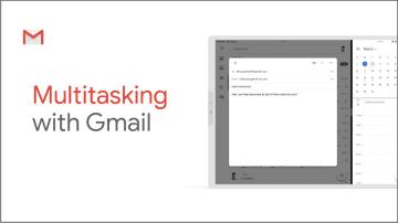 遂にiPad版GmailがSplit Viewに対応!