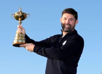 ゴルフ=ライダーカップ延期決定、来年9月の開催に