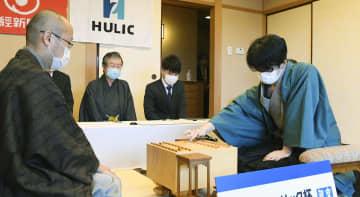 藤井七段、最年少タイトルなるか 将棋、棋聖戦第3局始まる 画像