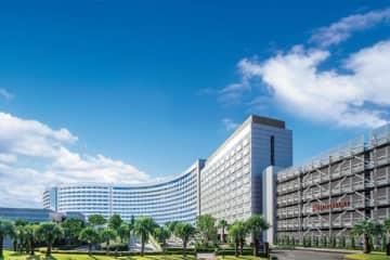 シェラトン・グランデ・トーキョーベイ・ホテル、ディズニー入園保証のパークパスポート付きプラン販売中 ... 画像