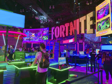 Sony to invest $250 mil. in Epic Games, developer of Fortnite