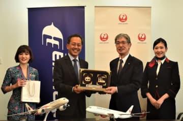 JALとマレーシア航空、共同事業を7月25日開始 日本〜マレーシア線で 画像