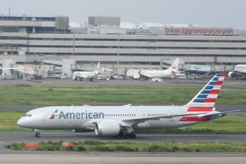 アメリカン航空、東京/羽田〜ダラス線開設 きょう初便到着 画像