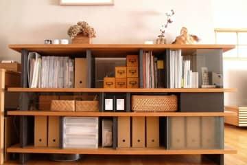 100均ファイルボックスが変身!生活感を消しおしゃれインテリアにするアレンジ方法