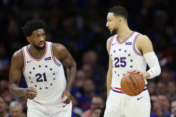 Mike Sielski: Joel Embiid keeps nudging Ben Simmons. The Sixers need both of them to take the hint.