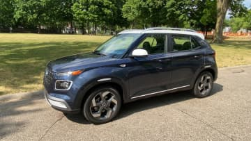 Auto review: 2020 Hyundai Venue SUV packs features and value into small package