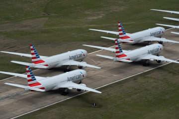 アメリカン航空、ボーイング機の一部発注取り消しも=WSJ 画像