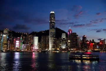 香港の世論調査機関に家宅捜索、民主派予備選絡みか 画像