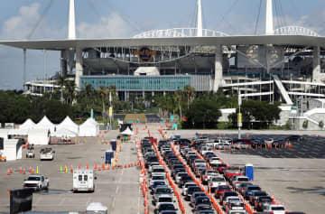 Florida COVID-19 cases top a quarter million