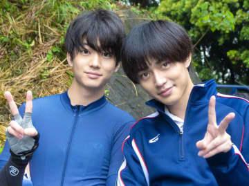 映画『弱虫ペダル』永瀬廉(King & Prince)、伊藤健太郎らキャスト全力の胸アツメイキング映像が到着!