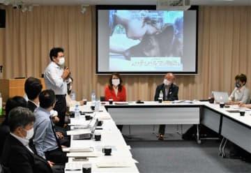 ザギトワさん招待案も 県内で先行上映を検討「ハチと…」