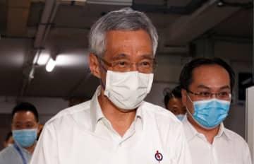 シンガポール総選挙、与党が勝利 野党伸長、10議席獲得 画像