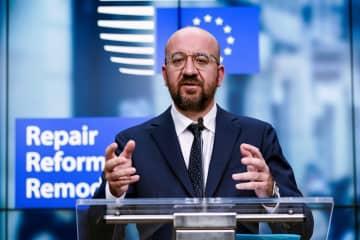 EUは英離脱へ6千億円準備を 大統領、不測の事態想定 画像