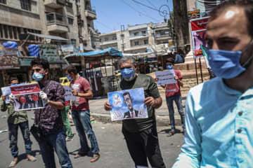 シリア人道支援、中ロまた拒否 安保理、危機に現実味 画像