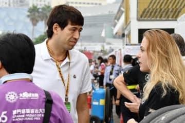 F1、スーパーGT等実況のサッシャが新型コロナウイルス感染を報告。関係者から快癒を願う声