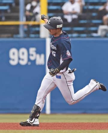 ポスト秋山狙う西武鈴木がプロ初本塁打「感触良かった」