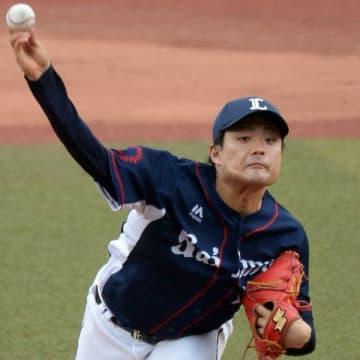 西武松本が不運の後で2被弾 チームは3連勝ならず