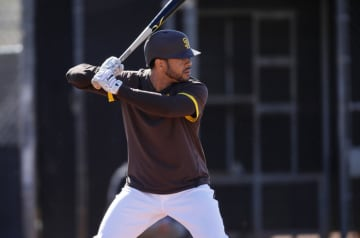 Padres' Tommy Pham back in natural habitat, criticizes MLB testing process