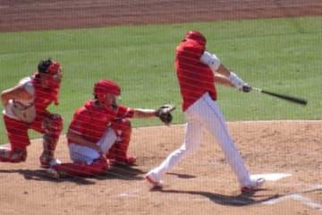 【MLB】大谷翔平、腰の張りも軽症強調「良くなっている」紅白戦では痛烈二塁打