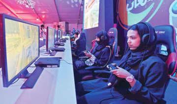Saudi streamers seek gaming glory during COVID-19 crisis
