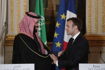 A history of Saudi-French relations