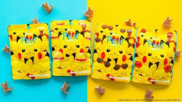 「ピュレグミ でんげきトロピカ味2」が7月21日に発売!パッケージはピカチュウがいっぱいの描き下ろしイラスト