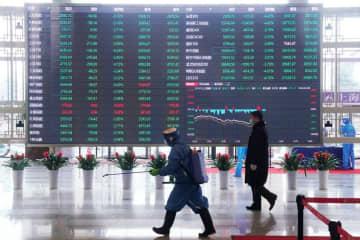 中国政府系ファンド、ハイテク企業の株式を追加売却