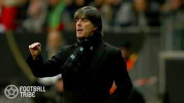 ドイツ代表、年内の試合日程を発表!初戦は9月のスペイン戦に!