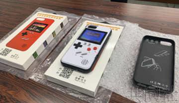 一男子涉嫌出售任天堂盜版遊戲機被送檢