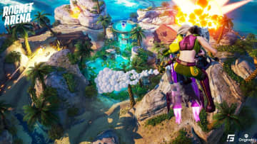 PS4/Xbox One/PC向け3人称視点シューターゲーム「ロケットアリーナ」が本日発売!ローンチトレーラーも公開
