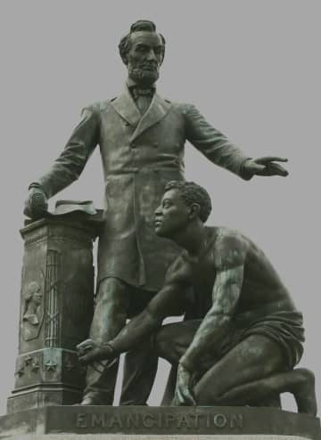 Black conservatives launch effort to save Lincoln emancipation statue in Washington, D.C. park