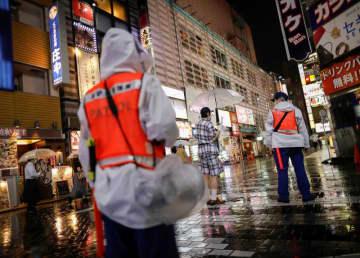 東京都のコロナ警戒レベル、最大に引き上げへ 15日に提示=報道