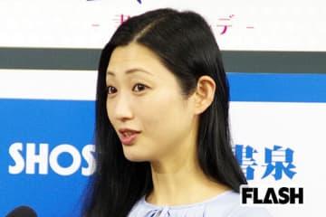 壇蜜、夫・清野とおるは常にマスク姿で「ニセモノだったら…」