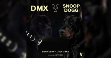 DMXとSnoop Doggがインスタバトル企画「Verzuz」に出演決定
