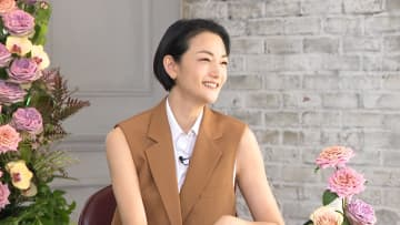 冨永愛の10年ぶりパリコレ挑戦、ランウェイに出られるかは「50%だった」